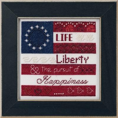 Mill Hill MH171914 Life, Liberty
