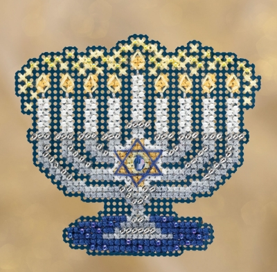 Menorah, MH181833,Mill Hill