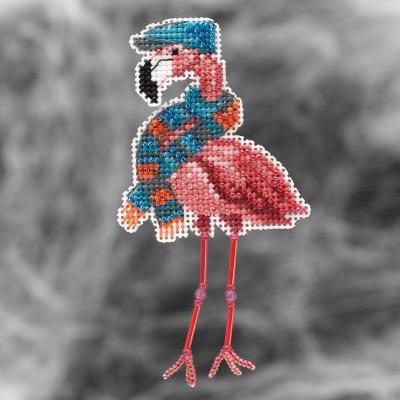 Mill Hill MH182123 Fall Flamingo