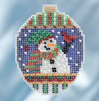 Snowman Greetings,MH211811,Mill Hill