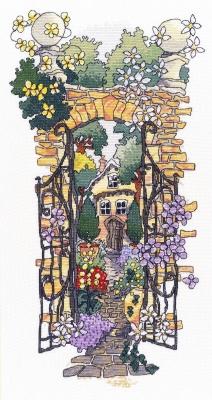 Michael Powell Art Secret Gardens II-MPKX46