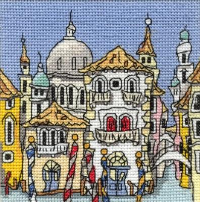 Michael Powell Art Mini Venice Street-MPKX53