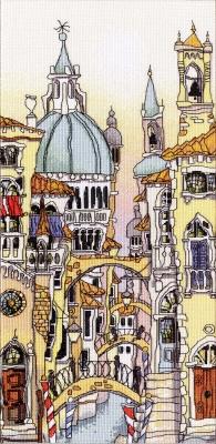 Michael Powell Art Venice Palazzo I-MPKX62