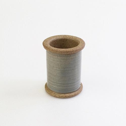 Magnetic Spool of Hasami Ware (Grey)