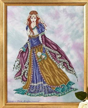 Joan Elliott Medieval maiden