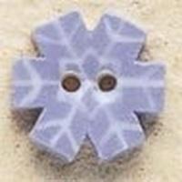 Debbie Mumm Buttons - 43166 - Medium Snowflake