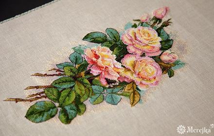 Vintage roses,K-67, by Merejka