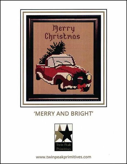 Twin Peak Primitives - Merry And Bright