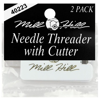 Needle Threader and Cutter by Mill Hill