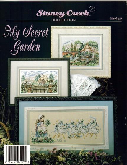 My secret Garden cross-stitch charts