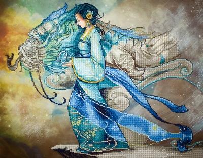 Dragon Princess by DIamond DOtz