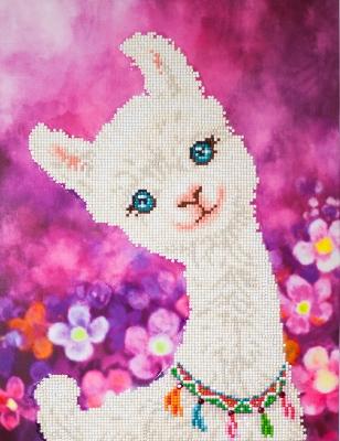 Lulu Llama by Diamond Dotz