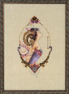 Nora Corbett NC328 Aries Zodiac Girls