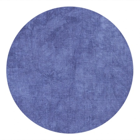 COLOUR AND COTTON Hand Dyed Fabric - NIGHT SHADE,18 X27,32 CT LINEN