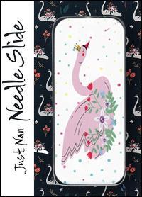 Just Nan NST17 Swan Queen Needle Slide