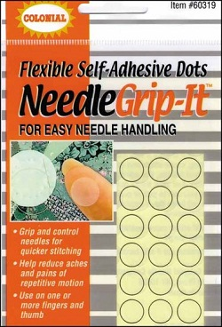 Needle grip it by Colonial needles