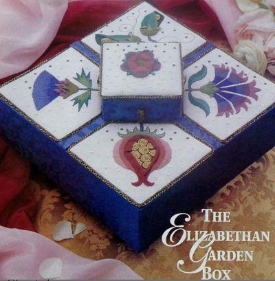 Nostalgic Needle Elizabethan Garden Box