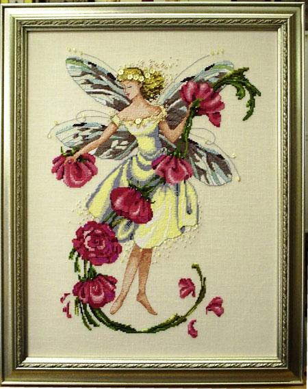 Mirabilia November Topaz Fairy-MD96