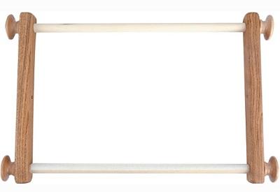 Oak E-Z Stitch Frame 12