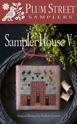 Sampler house V by Plum Street Samplers