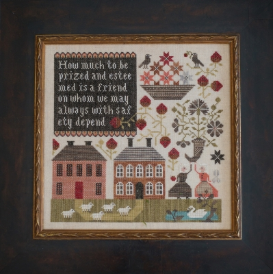 In Friendship by Plum Street Samplers