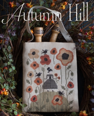 Autumn Hill by Plum Street Samplers