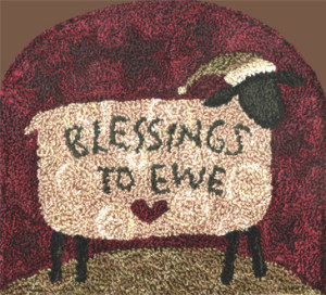 Teresa Kogut PN080 - Blessings to Ewe