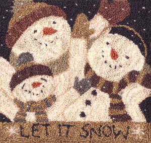 PN085 - Let it Snow by Teresa Kogut