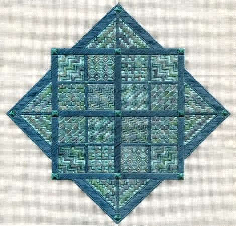 Laura J. Perin Designs Patchwork Parfait