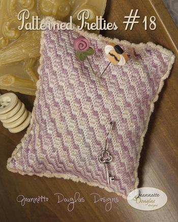 Jeannette Douglas Designs Patterned pretties 18