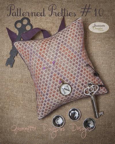 Jeannette Douglas Designs Patterned Pretties 10
