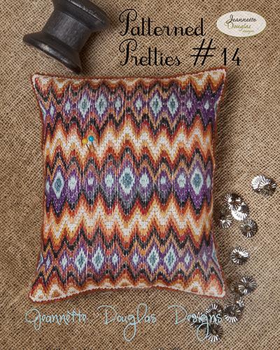 Jeannette Douglas Designs Patterned Pretties 14