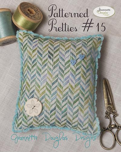 Jeannette Douglas Designs Patterned Pretties 15