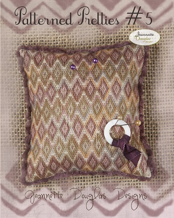 Jeannette Douglas Designs Patterned pretties #5