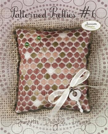 Jeannette Douglas Designs Patterned pretties 6