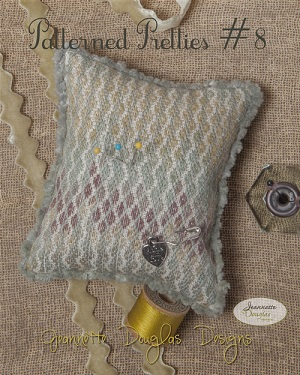 Patterned pretties #8 by Jeannette Douglas Designs