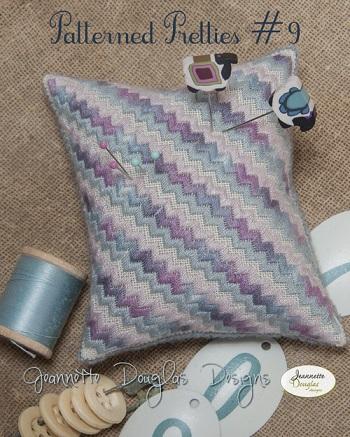Jeannette Douglas Designs Patterned Pretties #9