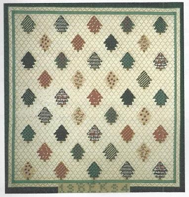 Brenda E. Kocher Designs Pine Trees