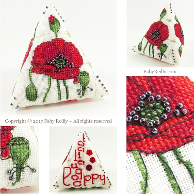 Faby Reilly Designs Poppy Humbug