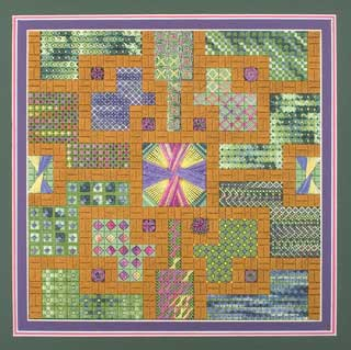 Primrose Path by Deb Bee's Designs