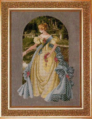 Lavender & Lace Queen Anne's Lace,LL34