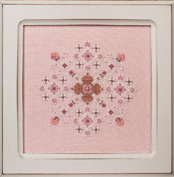 Just Nan JN321 Queen's Snowflake & Embellishments