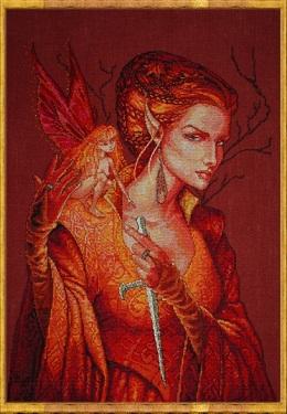 a-La Reine des Fees by Nimue