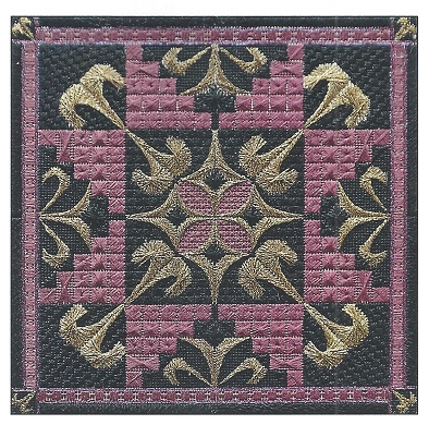 Brenda E. Kocher Designs Rose Gold