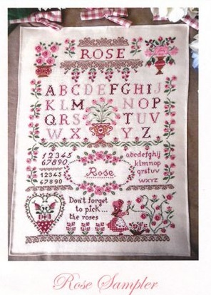 Rose sampler by Cuore E Batticuore