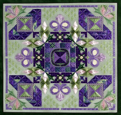 Royal garden by Deb Bee's Designs