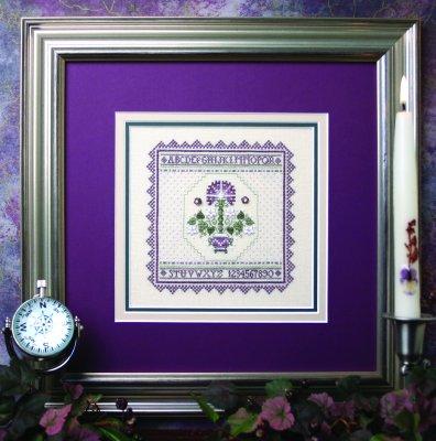 The Sweetheart Tree Lavender Carnation Sampler Limited Edition Kit #SE26