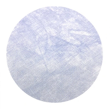 COLOUR AND COTTON Hand Dyed Fabric -SNOW SKY,18 X27,32 CT LINEN