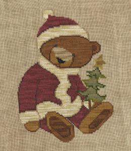Teresa Kogut XS073 - Santa Bear