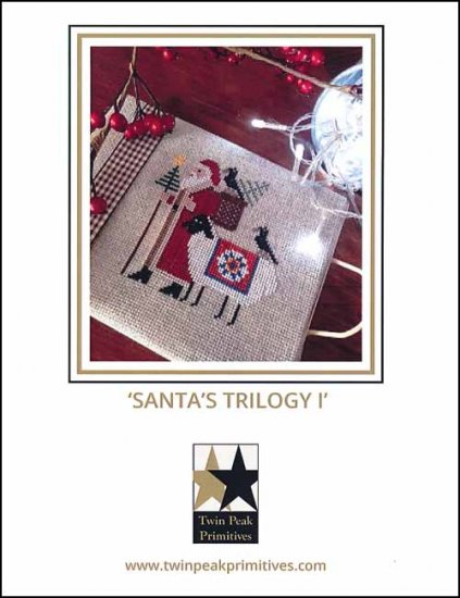Twin Peak Primitives - Santa's Trilogy 1